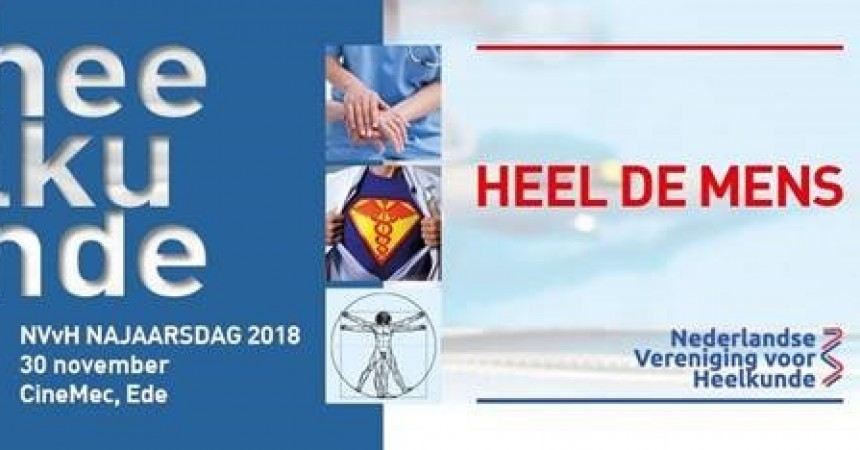 Delcies BV op Najaarsdag Heelkunde 30 November 2018 in Ede