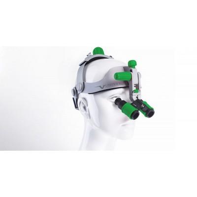 HEADGEAR prisma loepbril 3.5X / 4.5X