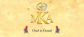 MKA Oud is Goud