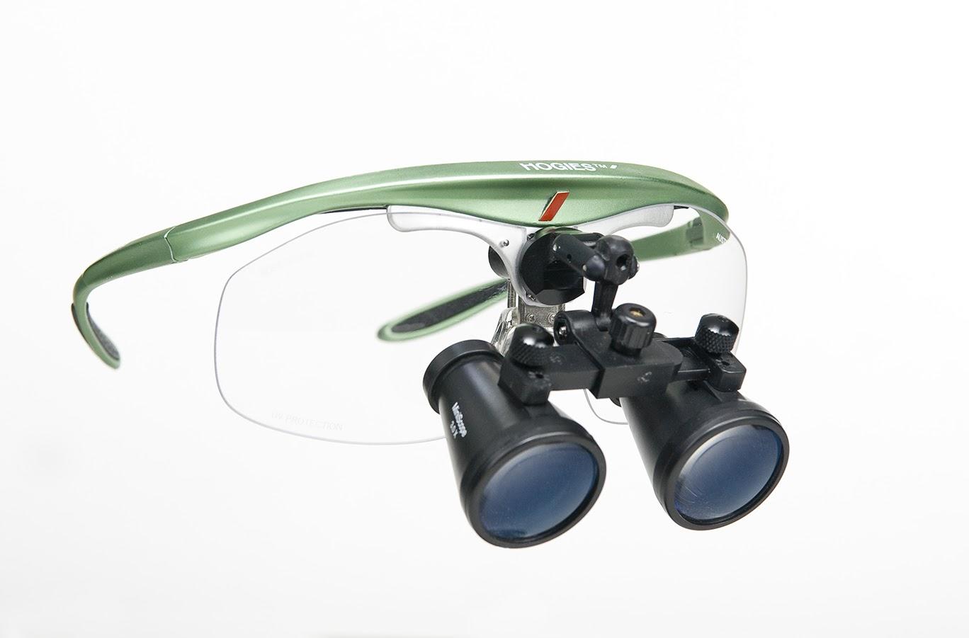 Flip-up loepbril