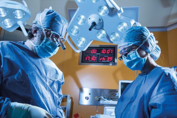 Loepbril vaatchirurg